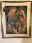 Antique Painting In Very Beautiful Pattern Available