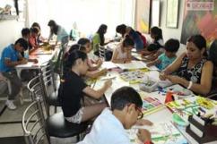 sketching classes by raghuvansham school of modern art