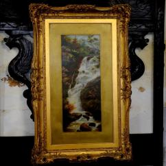 Beautiful Antique Oil Painting Available