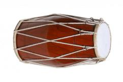 Antique Dholak With Fabulous Sound Available