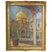 Oil Painting In Antique Design Available