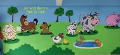 wall painting Design for play school in Hyderabad