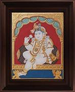 Antique Painting With Lovely Color Combination Available