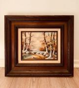 Beautiful Antique Oil Painting In Affordable Price