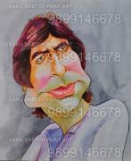 Best Caricature  Artist.... Kamal Kaku... 9899146678