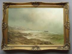 Beautiful antique painting