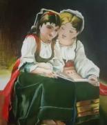 Interesting paintings n sketches