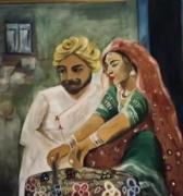 handmade beautiful painting for sale