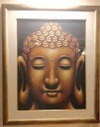 Balinese Buddha painting