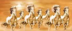 beautiful horse paintings for living room