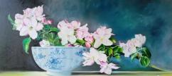 Canvas Original handmade oil painting