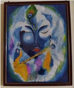 Painting krishna