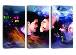 Find Canvas paintings for Bedroom.