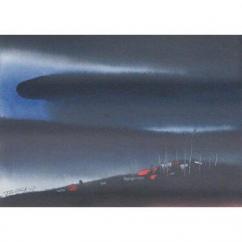 Modern Art Gallery Paresh Maity Paintings