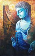 Exclusive Buddha Paintings for Indian Art Collectors