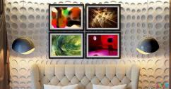 Canvas Paintings Prints For Bedroom