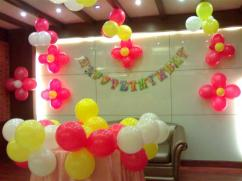 Birthday Party decoration,games,idea and theme in lucknow  7704921332