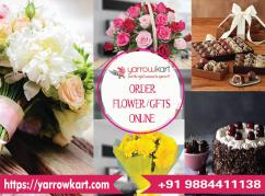 Flowers, Cakes Online Deliveries Best Gift