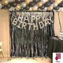 Essential Beautiful Happy Birthday Foil Balloons
