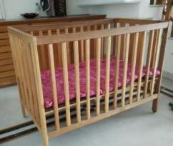 Handmade Baby Cot