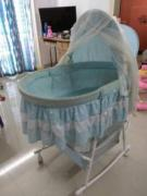 Cradle With Mosquito Net For Lill Baby