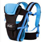Baby Carrier In Blue Color