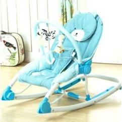 Less Used Cradle In Blue Color