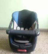 Adjustable car seat