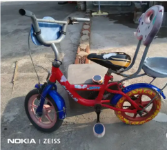 Kids cycle in good condition