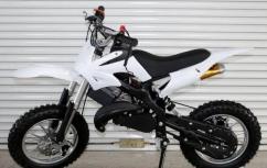 Dirt bike 49 cc for children self start