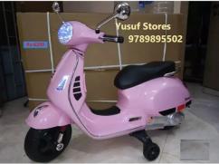 Brand new Kids Vespa bike