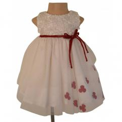 Netted Jacquard Party Dress For Your Little Diva