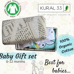 Organic baby gift sets, baby gift set, gift for babies, gift for 1000, eco-frien