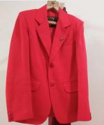 Stylish Red Blazor, For 8years to 12years kids.