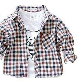 Cute Designer Shirt Available For Baby Boy