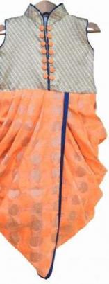 Fancy Designer Dress Available For Girls