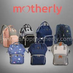 Motherly Exclusive Baby Diaper Bag Collection