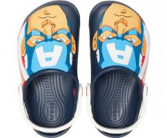 Crocs Captain America Navy Kids-Boys