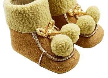 Anti-Skid Party Shoes for Babies In Latest Fashion
