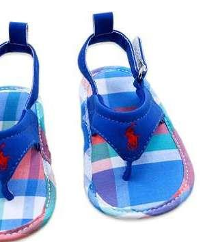 Designer Blue Baby Boys Sandals