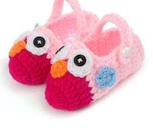 Soft And Cute Pair Of Designer Shoes