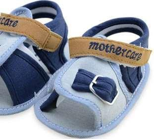 Stylish Sandal Available In Light And Dark Blue Colour