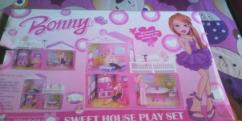 Beautiful Doll House For Little Girl
