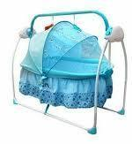 Baby Swing In Blue Color