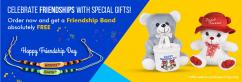 Ultra Gift Box - Buy Cute Soft Toys for Friendship Day