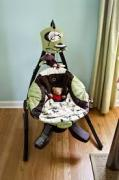 Gently Used Swing For Little Baby
