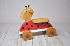 Cute Wooden Toy For Little Kids