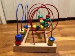Wooden Toy For Little Kids