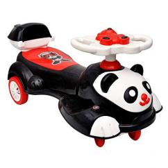 Very Less Used Panda Car Toy Available