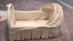 Very Rarely Used Baby Cradle
